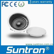 SUNTRON Ceiling Speaker with Amplifier Ceiling Speaker for Public Address System
