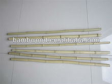 EJ012 Hot Sales!!! Bamboo Poles/Solid Treat Bamboo Poles