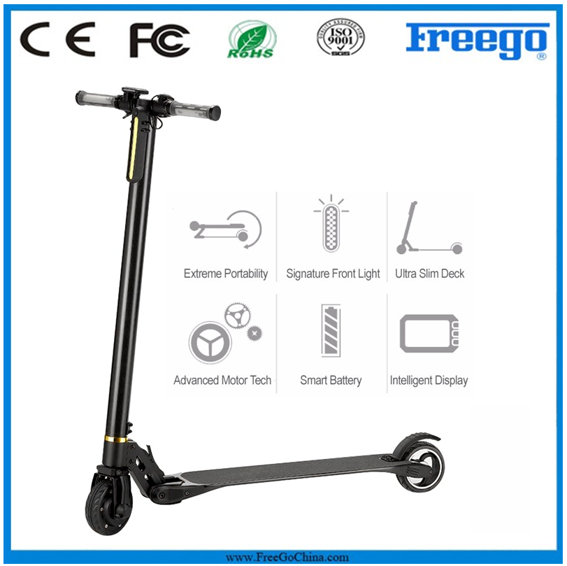 Freego Good Quality Folding Electric Bike Two Wheel Portable Electric Scooters For Adults