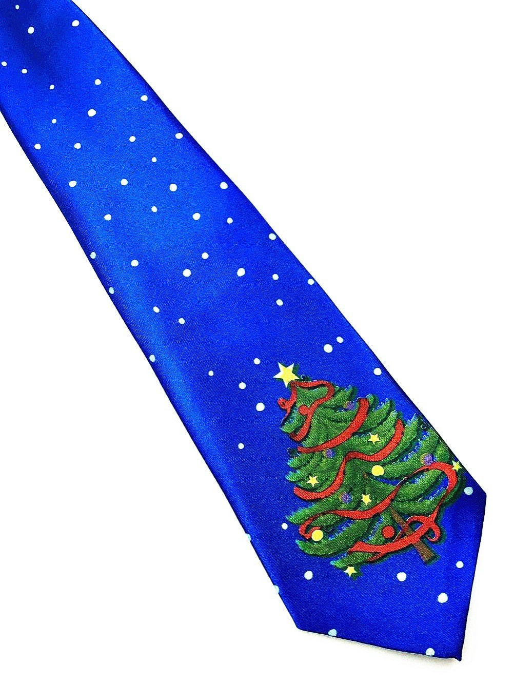 Mens Christmas Holiday NeckTie
