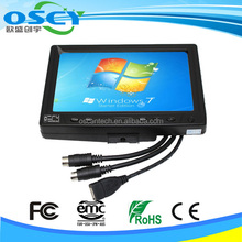 Hot sale 7 Inch Color TFT LCD Car Reaview Monitor Wireless