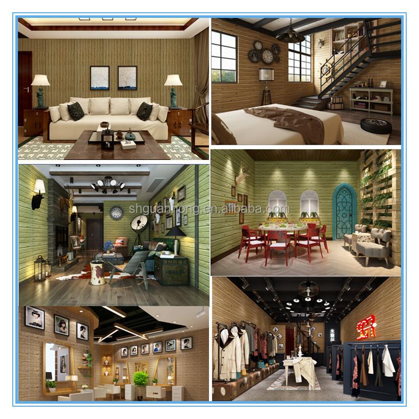 3d brique texture culture mur autocollant pe mousse papier peint imperm able l 39 eau papiers. Black Bedroom Furniture Sets. Home Design Ideas