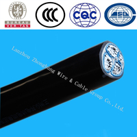 E-YY PVC Insulated Heavy Current Cable 0,6/1kV Single or Multi Core