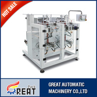 automatic ice tea mixing instant powder packing machine system