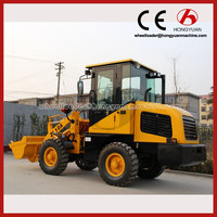 Hongyuan new product used mini skid steer loader