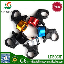 New style outdoor colorful bicycle ring bike bell/MTB bike bell/road bike bell