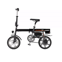 14 Inch Fold Automatically R6 Smart Urban E Bike,Electric Bicycle Range 100KM