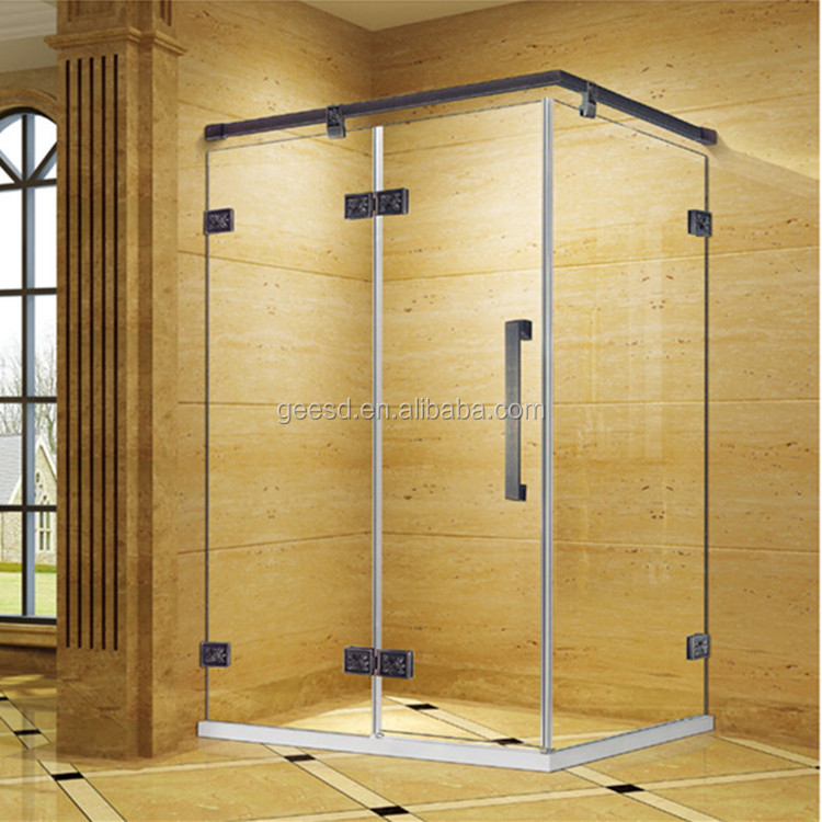 free standing glass shower enclosure GD9002B