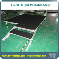 Portable Event Service Equipment Durable Stage