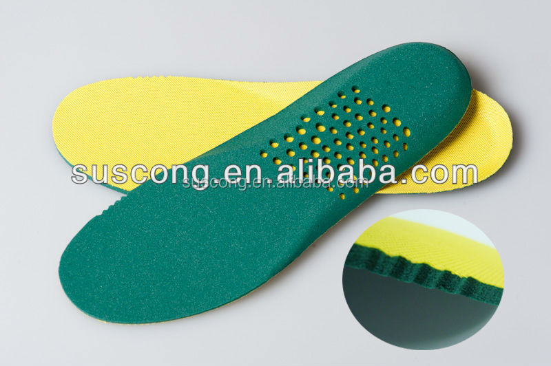 Hot Sale Comfortable Breathable Insole for Sport Shoe