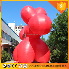 Outdoors Promotional Inflatable Dog with Lower Price