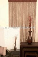 fabric fringe curtain