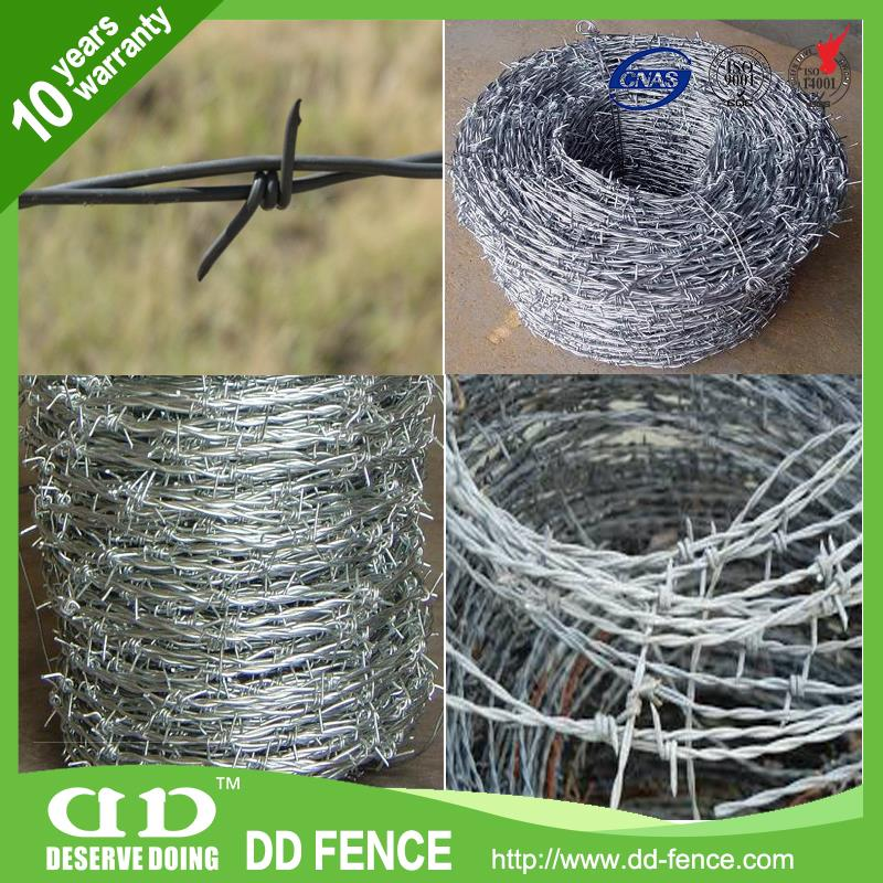 high security steel razor barbed wire tape small roll barbed wire pvc razor barbed wire