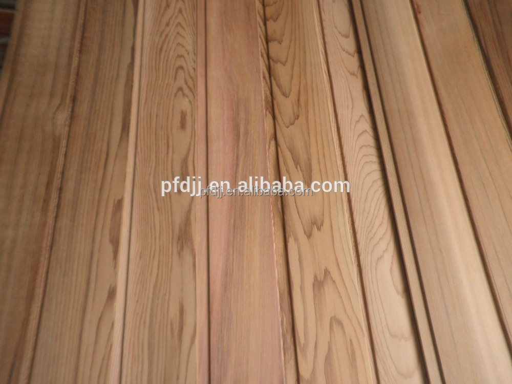 Red cedar sauna wall plank buy