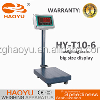 weight machine for truck T10-6 tcs electronic platform scale weight sensor
