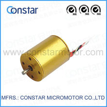12mm 3 phase 3.7v inrunner brushless DC motor for RC car and airplane