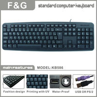 pcb design keyboard with fashionable design,best price and good quality