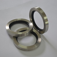 high demand Double Lip Stainless Steel PTFE Rotary Shaft Oil Seals