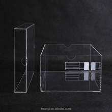 Wholesale Clear Shoes Box Plastic Acrylic Shoe Display Box