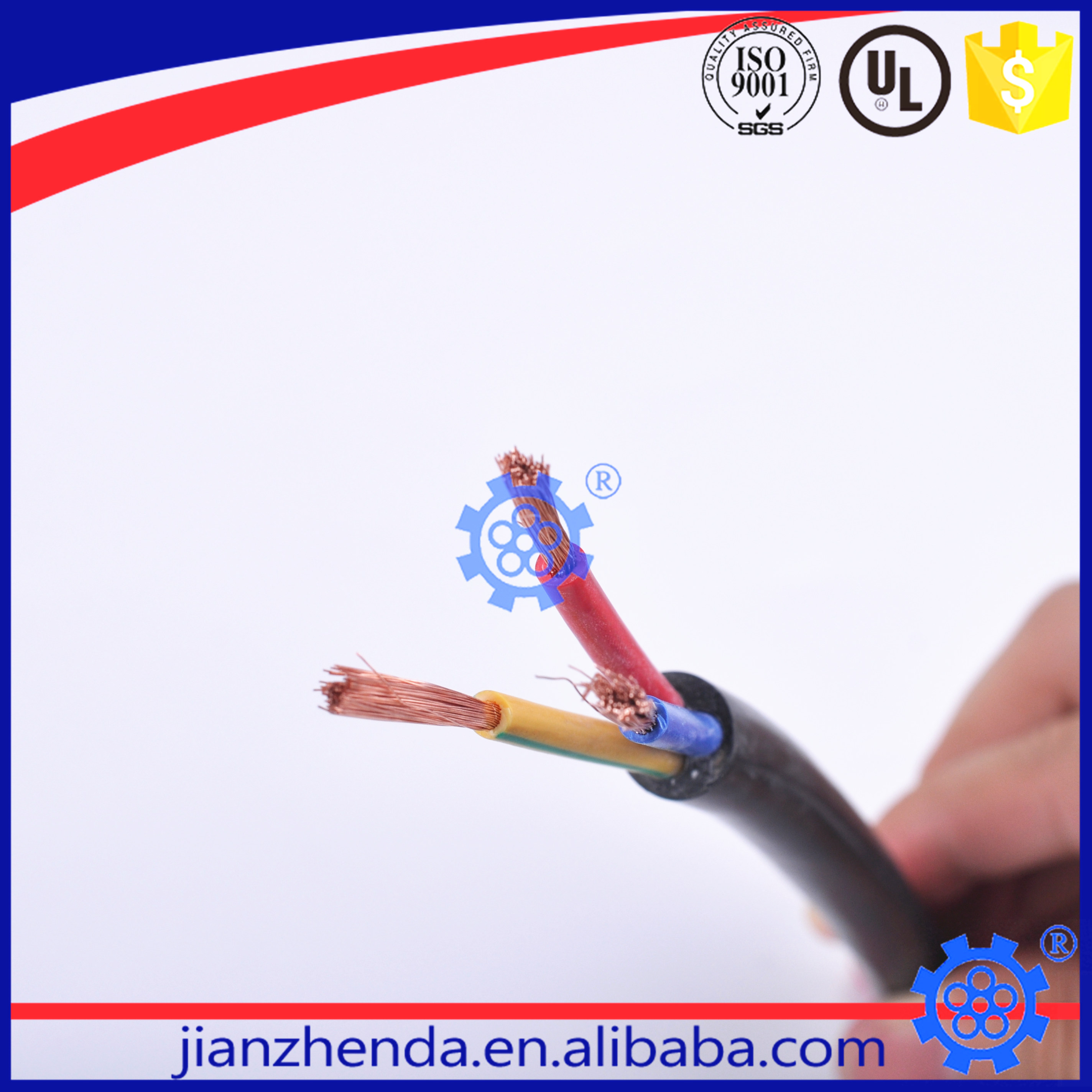 1.5mm pvc cable With Long-term Service