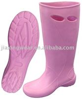 women's boot,various colors and logo are available boot
