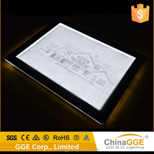 Top quality dimmable LED x ray light box for medical equipment