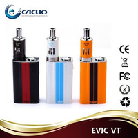 Joyetech eVic-VT 60W Mod with Temp Control and eGo one Mega Tank / eVic VT Battery Kit