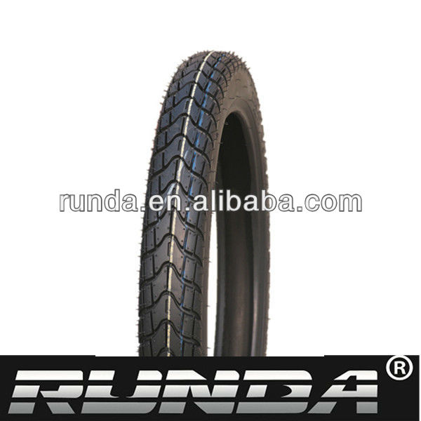 size 2.75-18 motorcycle tubeless tyre front tires
