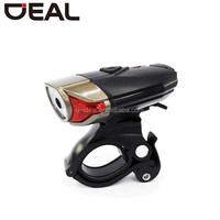 2016 high quality super bright 300LM bicycle front light