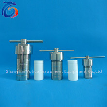 Laboratory Stainless Steel Small Pressurized Vessel