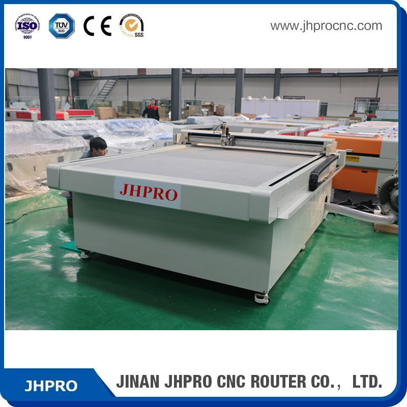 Hot sale best vibration knife cnc router hobby laser cutting machine