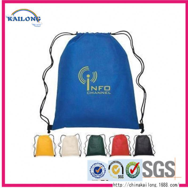 Cheap Custom Cloth Carrying Folding Roll Up190t Polyester Tote Shopping Bag