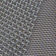 8X8 mesh plain weave 304 316 stainless steel wire mesh screen