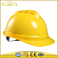 CE Approved ABS American Industrial Safety Helmet for adult