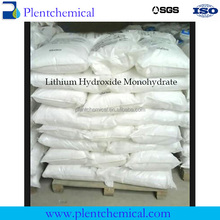 High Purity 99.5% min Battery Grade Lithium Hydroxide Monohydrate LiOH H2O
