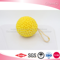 Shenzhen High Quality 2016 Cosmetic Flat Bath Sponge