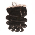 Virgin Human Hair Remy Indian Lace Frontal Closure 13x4 7A Grade Cheap Ear To Ear Lace Frontal With Baby Hair