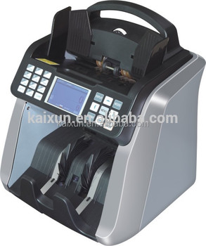 High quality portable best currency counterfeit money counter us