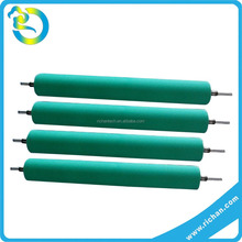 High Abrasion Wearable Machine Offset Printing Silicone Rubber Rollers