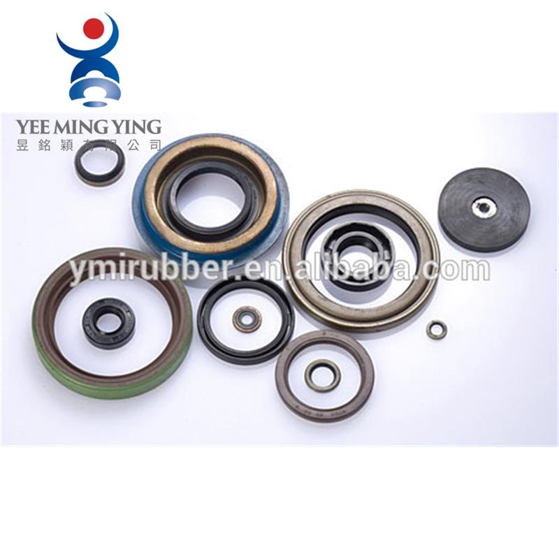 Hydraulic pump mechanical power steering oil seal