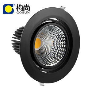 5 years warranty CE/SAA CRI97 anti-glare 4-way adjustable 30W LED downlight