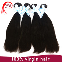 Fashion source hair weave wholesale 5a 6a 7a 100% virgin straight weave hair extension