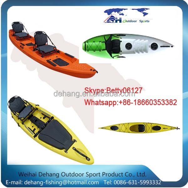 Single Foot Pedal Kayak With 1xaluminum Beach Seat With 1xpedal System Fishing Boat Pedal Boat Not Transparent Boat