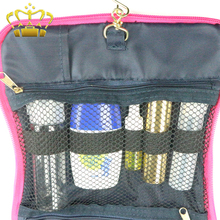 Water-proof Makeup Storage Case Hang Polyester Cosmetic Bag