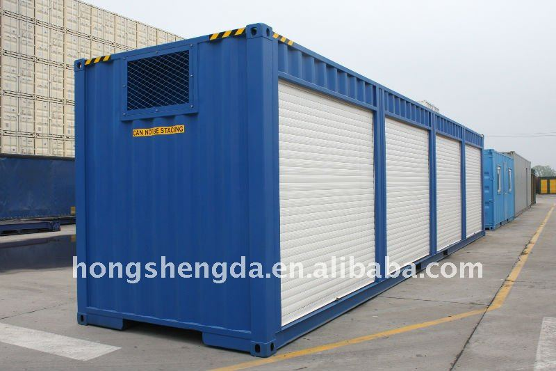 prefabricated container house,park homes,mobile toilet