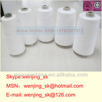polyester virgin spun yarn shijiazhuang supplier