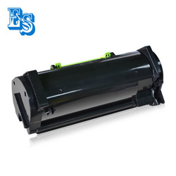 MS410 Compatible Black Toner Cartridge 50F1X00 for Lexmarks MS410d/ms410dn/510dn/610dn