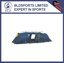 Hot style and practical 8man big tent family camping tent