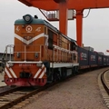 Professional Rail freight shipping from China LCL FCL to Spain --skype:joelim37