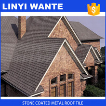 0.4mm galvalume steel high quality with best price metal roof shingles for sale wholesale online